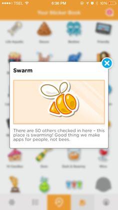 How To Unlock Swarm Sticker: Swarm