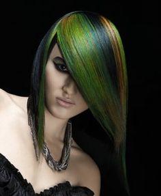 Sue Pemberton: Haircolor (After 2)  Photographer: Damien Carney