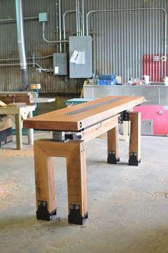 RESTAURANT TABLE: Industrial Farmhouse Modern Industrial Bar Table