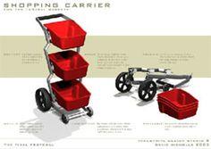 shopping trolleys design - Pesquisa Google