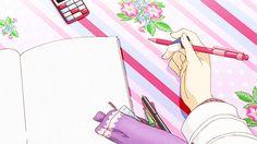 anime girl eraser gif | WiffleGif