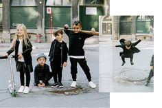 heir kid toronto streetwear children sportswear