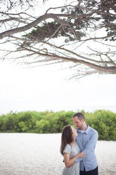 Carmel Engagement | Carmel Beach, California | Buena Lane Photography