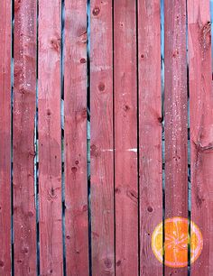 LemonDrop Stop Cherry Red Barn | Faux Wood Backdrop and Floordrop Designs | PolyPaper Photography Backdrops | LemonDrop Stop Photography Backdrops and FloorDrops