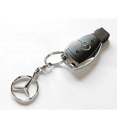 Fake Mercedes Car Remote Camera