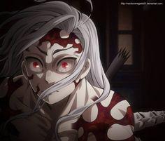 Kimetsu no Yaiba Gears of Fate by on DeviantArt Manga Anime, Anime Demon, Anime Guys, Anime Art, Demon Slayer, Slayer Anime, Captain America Wallpaper, Demon Art, Demon King