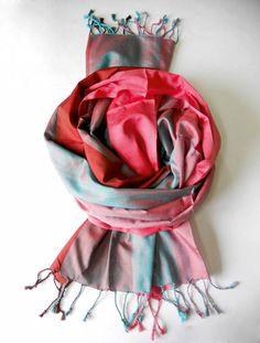Eco Tasar Silk Saree, Silk, Fashion, Sari, Moda, La Mode, Surrey, Fasion, Saris