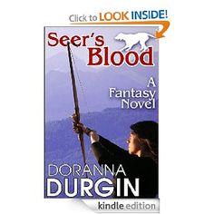 Seer's Blood [Kindle Edition]  Doranna Durgin (Author)