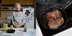 Comparing Grandma's Delicious Cooking Around the World - USA