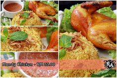 Mandy Chicken by Marosh Restaurant