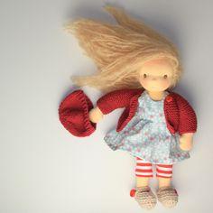 Willkommen - Barbaras Puppen Welt Dreikäsehoch Puppen nach Waldorfart