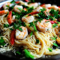 16-Minute Meal: Shrimp Scampi   The Pioneer Woman Cooks   Ree Drummond