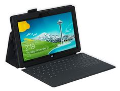 Custodia Luxe per tablet Microsoft Surface Pro 1 e 2 in offerta su Amazon
