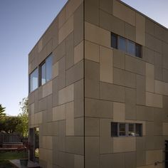 1000 images about wall ideas on pinterest rainscreen for Modern cement board siding
