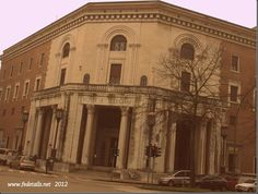 Palazzo delle Poste ( panoramica ), Ferrara, Emilia Romagna, Italia - Post Office building ( Overview ), Ferrara, Emilia Romagna, Italy - Property and Copyrights of www.fedetails.net