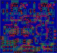 Stereo TDA2030 + Tone Control #TDA2030 #TDA2030Subwoofer Power Supply Circuit, Stereo Amplifier, Circuit Diagram, Layout Design, Electronic Circuit, Skull Art, Mini, Pasta, Shirt
