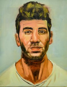 Male Sketch, Portrait, Visual Artist, Visual