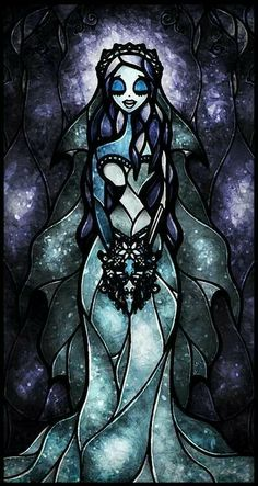 The Corpse Bride. This would have been cool as a cameo in beauty and the beast