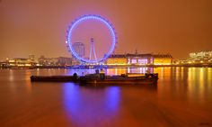 More Energy, Less Freedom - By: Michelle Nijhuis - Photo of the London Eye by Flickr user Rhaghavvidya. Creative Commons.