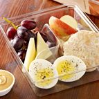 Protein Bistro Box, good lunch ideas to bring for work lunches