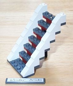 Lego-Stairs-Dark-Red-8078-Bridge-Tower