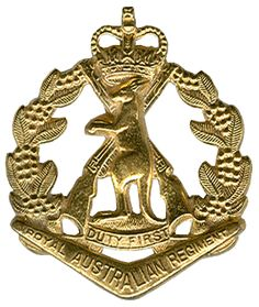 Origin of the badge of the Royal Australian Regiment badge, respectfully known as the 'Skippy Badge' Military Cap, Celtic Mythology, Anzac Day, Aussies, Crests, Advertising Poster, Wwi, Armed Forces, Badge