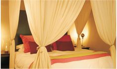 Accommodation at Woodall Addo Country House & Spa is both luxurious and comfortable.