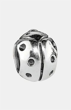 """Pandora """"Ladybug"""" Charm (Reed's Jewelers) - Christmas 2012 gift from my Mother (my 4th charm)! **Tammie**"""
