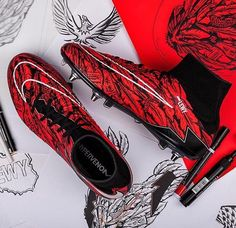 The new Hypervenoms were inspired by Robert Lewandowski and his personal story.