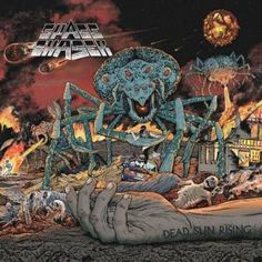 """MUSIC EXTREME: SPACE CHASER RELEASES """"DEAD SUN RISING"""" / SPACE CH... #spacechaser #metal #thrashmetal #musicextreme #thrash #germany #metalmusic #metalhammer #metalmaniacs #terrorizer #ATMetal #loudwire #Blabbermouth #Braveword"""