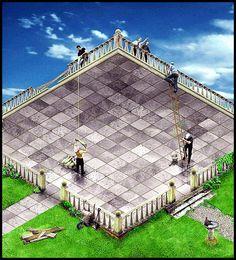 Escher, Perspective