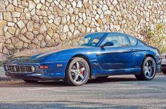 1997 Ferrari 456 GT