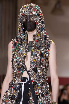Maison Martin Margiela, with your breathtaking Couture SS14 show by oystermag