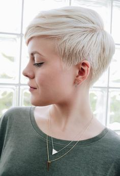 platinum short pixie haircuts | Best 25+ Platinum pixie ideas on Pinterest | Platinum pixie cut, Pixie long bangs and Short hair ...