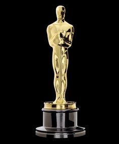 "Academy Awards Trophy ""The Oscar"" Academy Award Winners, Oscar Winners, Academy Awards, Oscar Academy, Oscar Film, Oscar Trophy, Statues, Oscar 2013, Collateral Beauty"