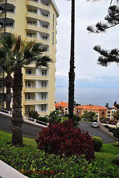 Szaleństwa z aparatem: Hotel Raga Funchal Madera