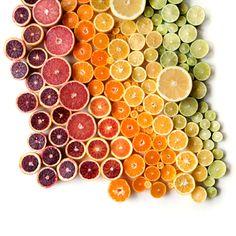 豊かな色彩!自然界の美しいグラデーション作品【Art】