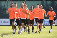 Di nuovo in campo dopo #OlympiacosJuve - Back to work following #OlympiacosJuve - Juventus.com