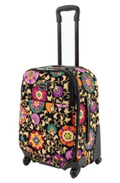 c19a88402873d Spinner Rolling Luggage by Vera Bradley - Suzani