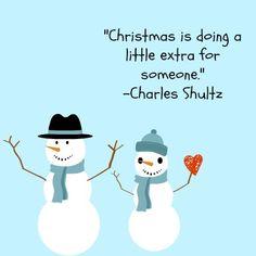 Charles Shultz Christmas