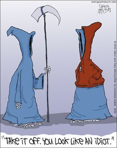 "The ""hoodie"" fad Best Halloween Jokes, Halloween Cartoons, Halloween Horror, Fall Halloween, Halloween Crafts, Happy Halloween, Cartoon Jokes, Funny Cartoons, Cute Jokes"