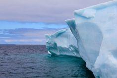 Eisberge bei Roddickton, Neufundland, Kanada (Foto von SK-Kunde P.  Kottkamp) #Eisberge, #Roddickton, #Neufundland, #Kanada
