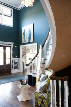 2011 Hampton Designer Showhouse: First Floor | Traditional Home
