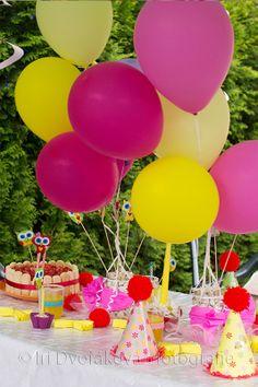 Julia´s birthday party
