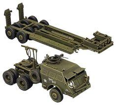 Academy US Tank Transporter Dragon Wagon - List price: $25.99 Price: $22.76 Saving: $3.23 (12%) + Free Shipping