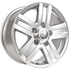 RTX Wheels - RTX OE - Kamo Grandeur/Size : 18X8.5 http://www.rtxwheels.com/en/wheels/rtxwheels-kamo-silver