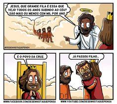 Ilustrações Cristãs Jesus Our Savior, Jesus Christ, Holly Bible, Jesus Cartoon, Jesus Culture, Hillsong United, Christian Humor, Jesus Freak, Jesus Loves Me