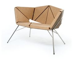 design4everyone: Vinco Chair_Portuguese Design_Cork
