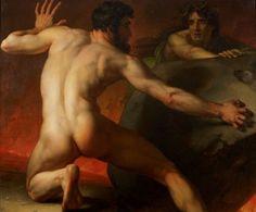 #artpicture #art #manpicture #man #homme #peinture #tableau #gay #gai