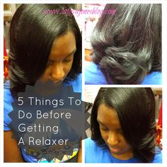 Relaxed hair care & natural hair care from a professional hairstylist Relaxed Hair Regimen, Relaxed Hair Growth, Relaxed Hair Health, Natural To Relaxed Hair, Relaxed Hair Journey, Healthy Relaxed Hair, Natural Hair Care Tips, Healthy Hair Tips, Natural Hair Styles